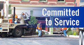 committed to service