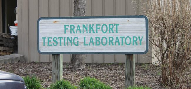 Frankfort Testing Lab